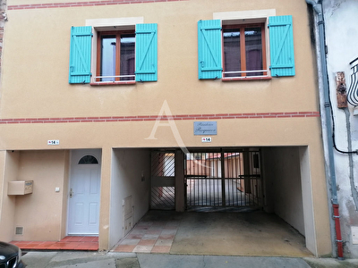 Gaillac . Appartement de type T4 de 97 m²