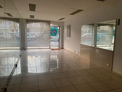 Albi. Local commercial 37 m²